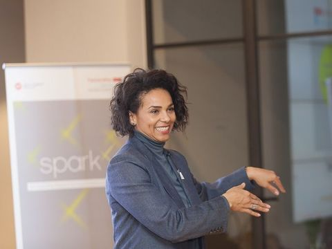 Female Leadership in der Musikbranche beim sparkx Salon