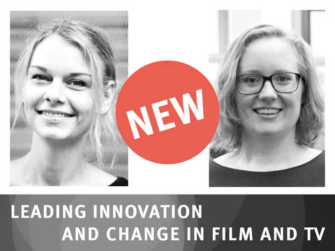 Intro-Discount ends Oct. 31 | Workshop LEADING INNOVATION AND CHANGE IN FILM AND TV