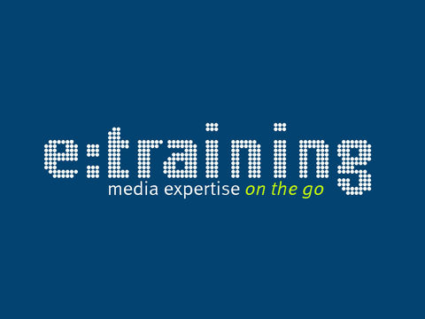 e:training - media expertise on the go