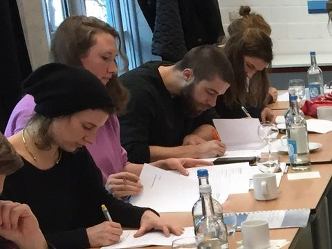 Die WINTERCLASS Serial Writing and Producing 2017 mit hochkarätigen Serienmachern